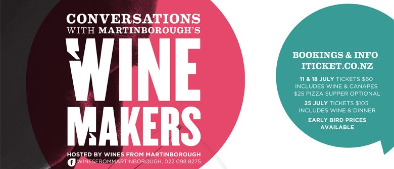 Conversations with Winemakers (Whites)