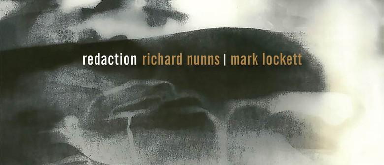 Mark Lockett w/ guests Redaction Album Launch