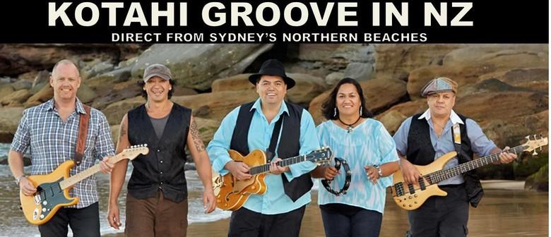 Kotahi Groove from Sydney
