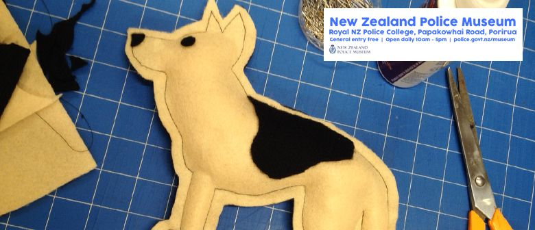 Dog Section Workshop: Create A Dog Soft Toy