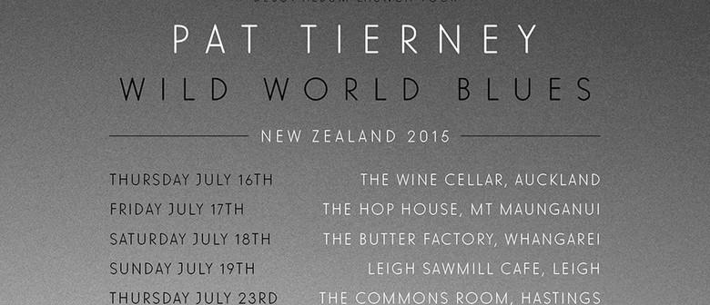 Pat Tierney - World Blues Tour