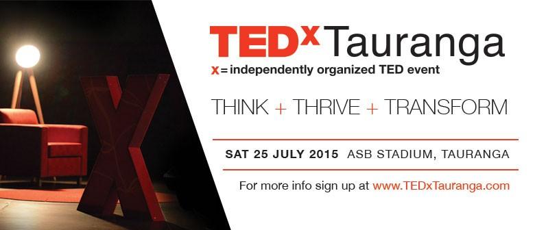 TEDxTauranga 2015