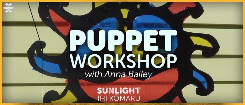 Sunlight: Puppet Workshop