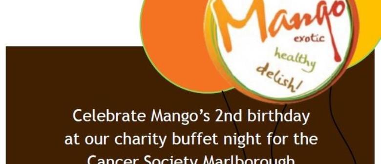 Mango's Charity Buffet