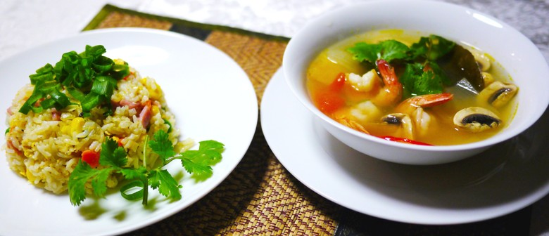 Learn to Cook Thai