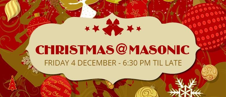 Christmas@Masonic