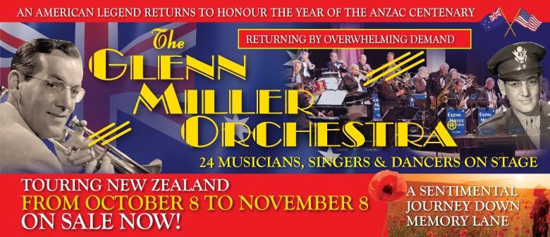 The Glenn Miller Orchestra NZ Tour