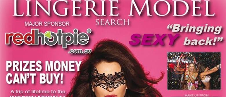 International Lingerie Model Search