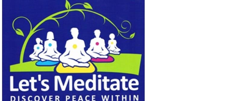 Let's Meditate Rotorua