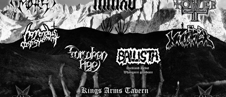 Winter Chaos/w Exordium Mors, MetalTower, Nullifer, Ballista