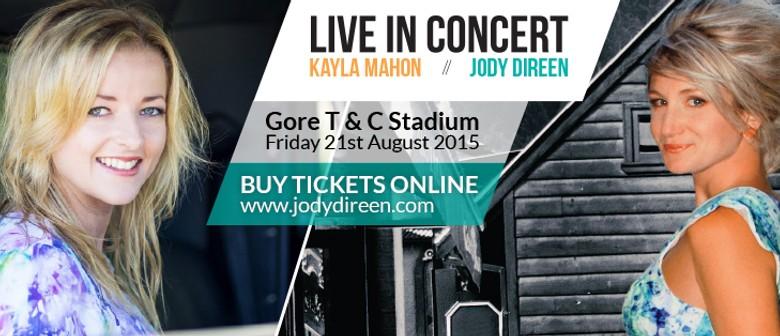 Kayla Mahon & Jody Direen
