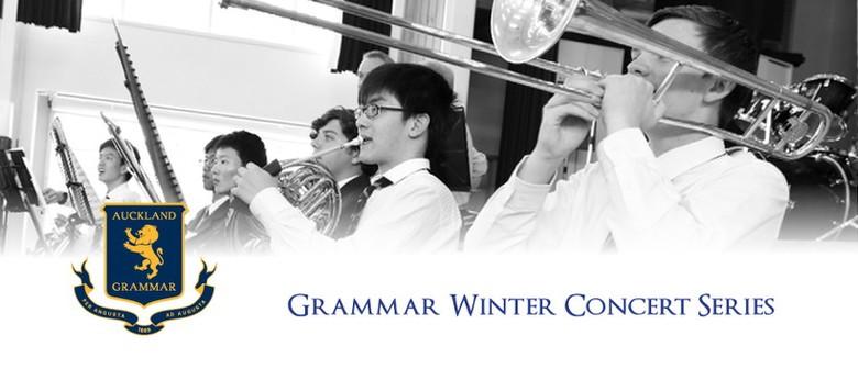 Grammar Winter Concert Series II