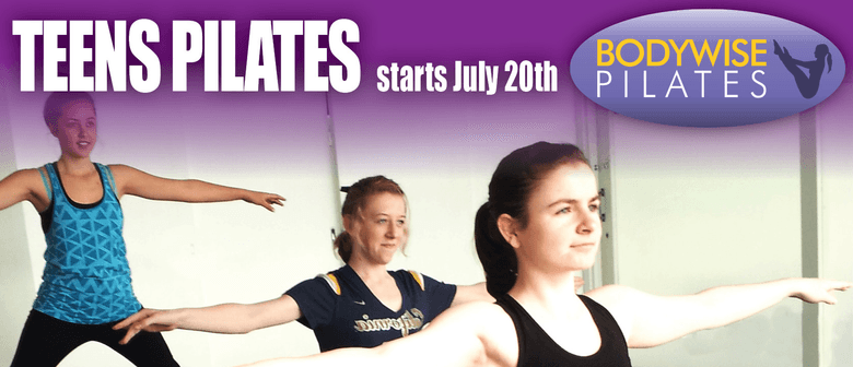 Teen Pilates Term Course