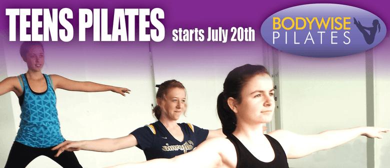 Teen Pilates Term Course