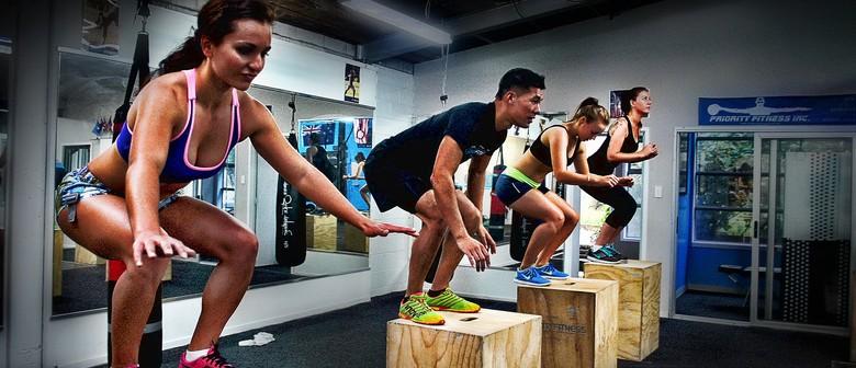 Sparta Sixpack Team Training