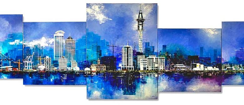 "NZ ""Creators""Art Exhibition with Auction"