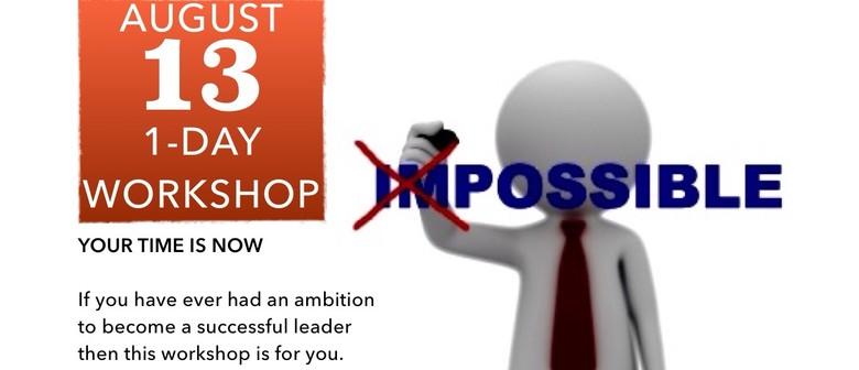 Emerging Leaders 1-day Workshop