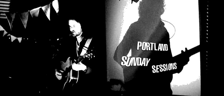 Michael Brown at the Portland Sunday Sessions