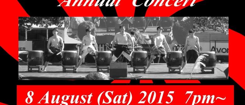 Takumi Annual Drum Concert