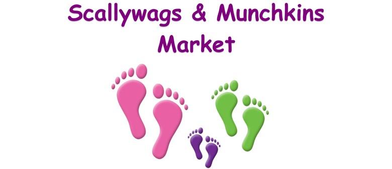 Scallywags and Munchkins Market