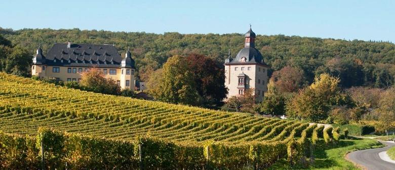 Schloss Vollrads with Dr. Rowald Hepp