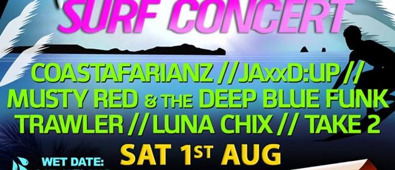Polar Bear Surf Concert