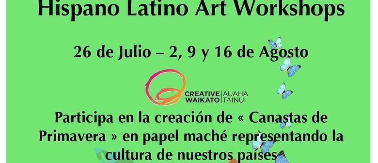 Hispano Latino Art Workshops