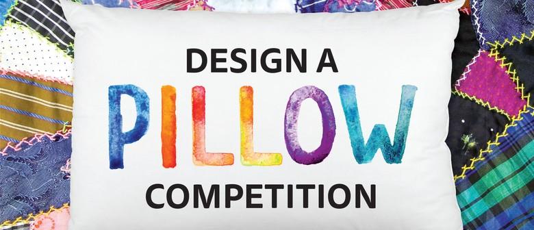 Pillow Art Charity Auction