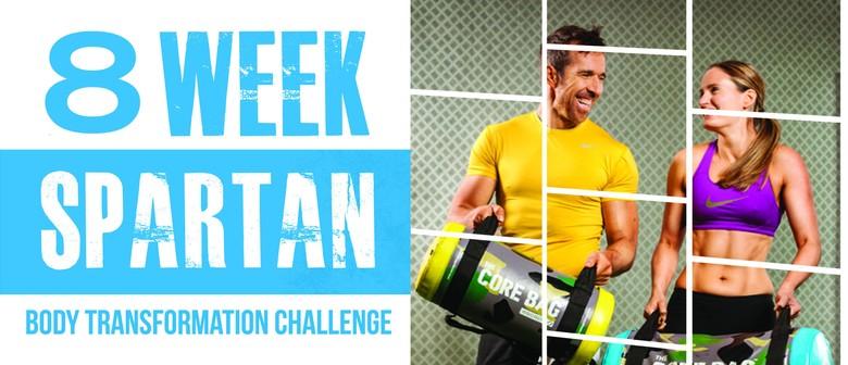 Spartan 8 Week Transformation Challenge
