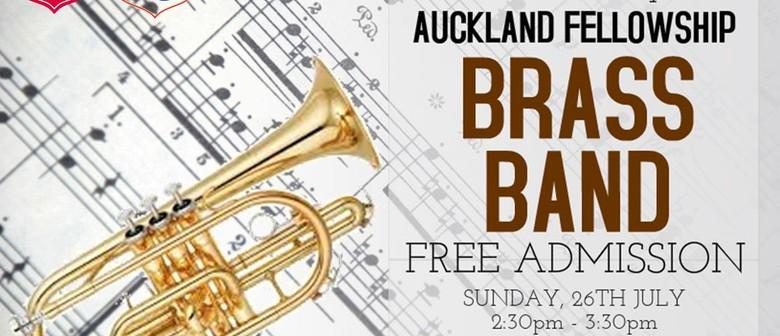 Auckland Fellowship Brass Band