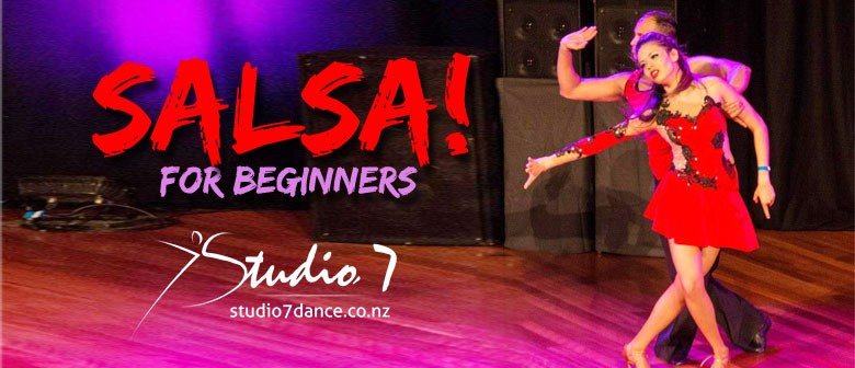 Beginner Salsa Dance Course