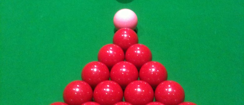 Airpark Canterbury Open Snooker