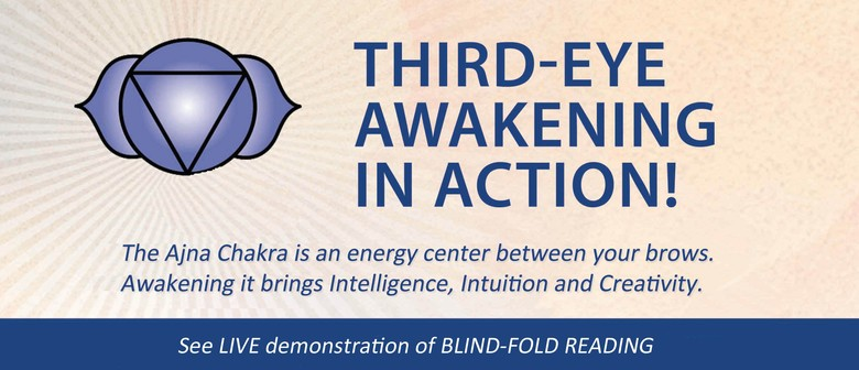 Third Eye & Higher Consciousness - A Live Demo