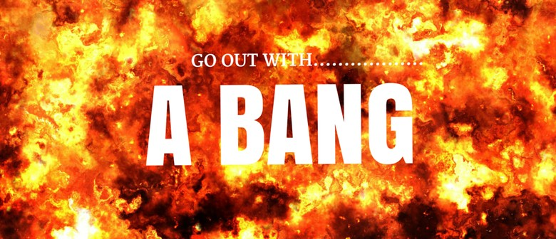 Go Out With a Bang - Small Business Succession Planning