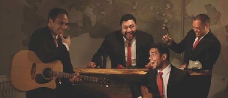 An Evening with the Modern Māori Quartet: Auckland