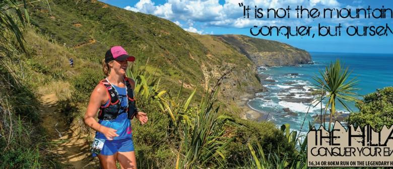 The Hillary - Run/Walk 16, 34 or 80km Trail Runs