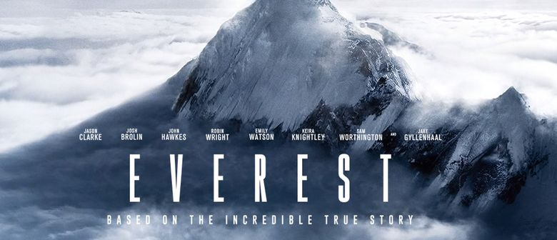 Fundraiser: Private Screening of 'Everest'