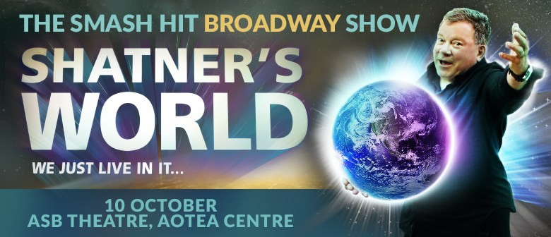 Shatner's World ... We Just Live In It