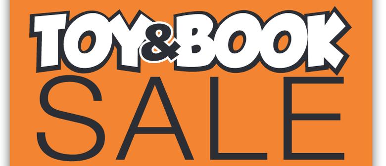 The Great Karori Toy & Book Sale