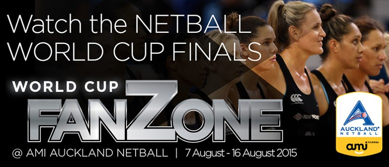 Netball World Cup Finals - World Cup FanZone