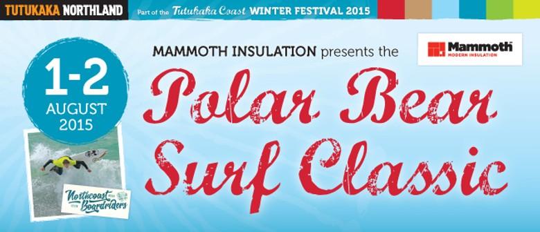 Mammoth Insulation presents the 34th Polar Bear Surf Classic