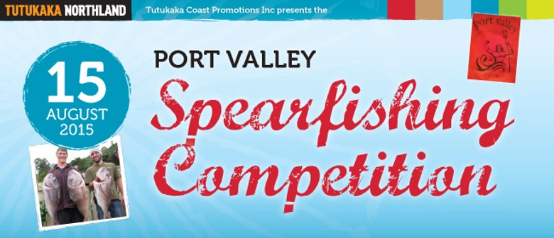 Port Valley Spearfishing Competition