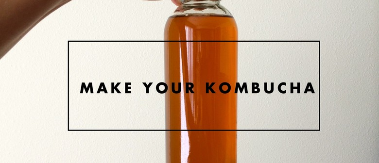 Kombucha: Brewing to Bottling