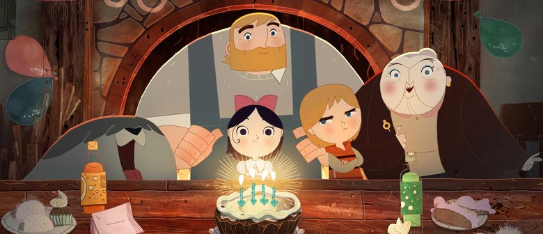 NZIFF - Song of the Sea (Hoyts Northlands)