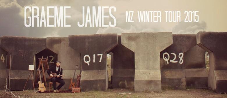 Graeme James NZ Winter Tour