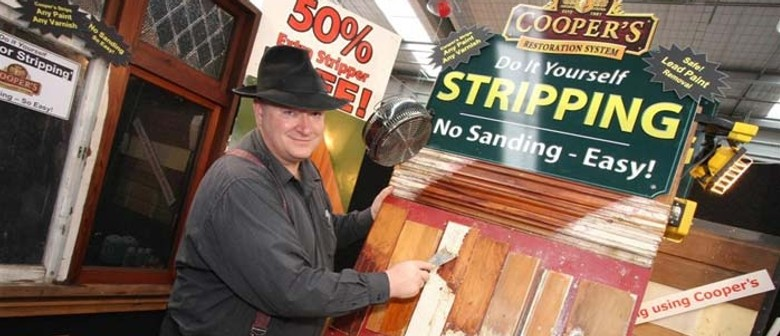 Cooper's DIY Stripping Expo