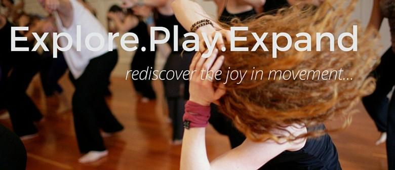 Nia Class - Dancing in Your Body's Way