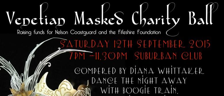 Venetian Masked Charity Ball