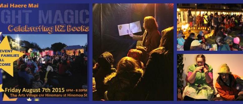 Night Magic - Celebrating NZ Books Written for Children