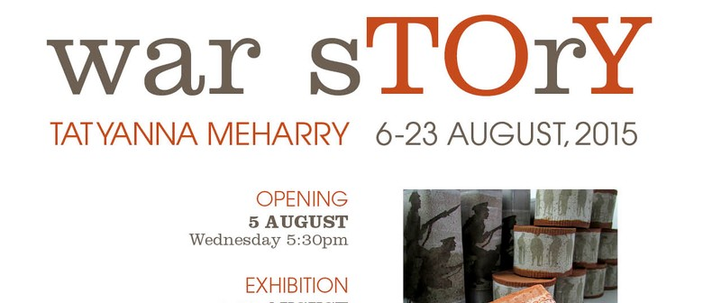 war sTOrY exhibition